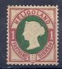 150024309  HELIGOLAND  YVERT  Nº  10  */MH - Heligoland (1867-1890)