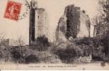 Ruines Du Château De CHALUCET - Autres Communes