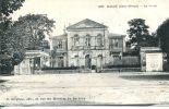 N°44705 -cpa Mauzé -la Mairie- - Mauze Sur Le Mignon