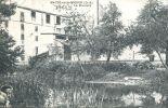 N°44706 -cpa Mauzé Sur Le Mignon -la Minoterie- - Mauze Sur Le Mignon