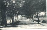 N°44707 -cpa Mauzé -avenue De La Gare- - Mauze Sur Le Mignon