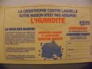 Enveloppe CCP Recto Services Poste Verso Humidité Virus - Advertising