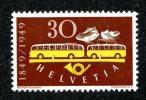 7388 - Swiss 1949  Mi.# 521** ( Cat. 1.20€ ) - Ungebraucht