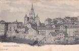 LAUSANNE Et La Cathédrale - Précurseur - VD Vaud