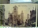 BELGIO BELGIQUE -Gent - Gand (Oost Vlaanderen) RAMSA Brux-De Drie Toren, Les Trois Tours, Tramway, TRAM V1929  FB6477 - Gent