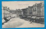 RIBERAC    Place Nationale    Animées     écrite En 1916 - Riberac