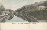 Namur.   -   La Citadelle Prise De La Sambre.    1904   Gekleurd - Namur