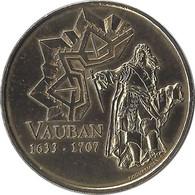 S07A338 - 2007 SAINT LEGER - Vauban 1633 -1707 / MONNAIE DE PARIS - Monnaie De Paris
