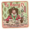 CARRE LE HENRI IV LAIT. DE VILLEDOMER I & L - Fromage