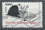 """France, Le Petit Nicolas, """"Vous Me Ferez Cent Lignes!"""", 2009, VFU - France"""