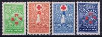 ESTLAND/ESTONIA: Mi Nr 90 - 93 MH/*, Avec  Charnière , Mit Falz, 1931 - Estonie