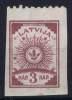 LATVIA/LETTLAND Mi Nr 6 B MH/*, Avec  Charnière , Mit Falz 1919 - Latvia