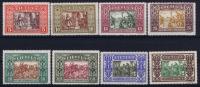 Lithuania Litauen Mi Nr 417 - 420   MH/*, Avec  Charnière , Mit Falz, Very Light Hinged  VLH 1938 - Lithuania