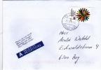 Brief 2015 Nach Zug / Schweiz (s048) - Office De Genève