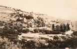 Postkaart / Post Card / Carte Postale / Jerusalem / Mont Des Oliviers Et Vallée De Josaphat / Jérusalem - Palestine