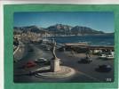 """Marseille La Promenade De La Plage Et La Copie Du """"David"""" De Michel-Ange (Snack-Bar Glacier Voitures) - Endoume, Roucas, Corniche, Plages"""