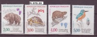 FRANCE N° 2721- 24  NEUF ** - Unused Stamps