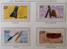 RUINES D'HEMUDU 1996 - NEUFS ** - YT 3391/94 - MI 2714/17 - Neufs