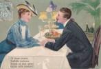 COUPLES/GAUFREES/ Réf:C3664 - Couples