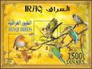 Iraq - Birds Of Iraq, Souvenir Sheet, MINT, 2015 - Irak