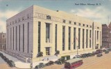 Post Office Albany New York 1951 - Postal Services