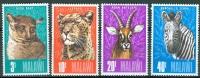 Malawi 1975 Animals MNH** - Lot. 4020 - Malawi (1964-...)