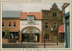 LEICESTER   ST.  MARTINS  SHOPPING  CENTRE         (VIAGGIATA) - Leicester