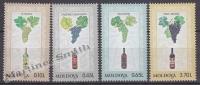 Moldavia - Moldova - 1997 Yvert 189-92 Wines Of Moldavia, Grapes - MNH - Moldawien (Moldau)