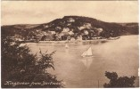 Kingswear From Dartmouth Black & White Postcard By Frith - Other