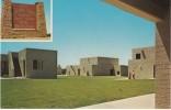 Second Mesa Arizona, Hopi Cultural Center Motel & Restaurant, C1960s Vintage Postcard - Other