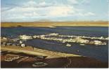 Page Arizona, Wahweap Marina Lake Powell Boat, C1960s Vintage Postcard - Lake Powell