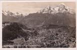 Germany Berchtesgaden Mit Steinernen Meer Und Watzmann 1951 Photo - Berchtesgaden