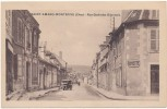 SAINT AMAND MONTROND - Rue Godindes Odonnais - Saint-Amand-Montrond