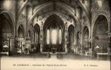 81 - CARMAUX - Intérieur église - Carmaux