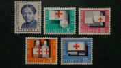 Switzerland - 1963- Mi: 775-9**MNH - Look Scan - Pro Patria