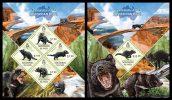 SOLOMON Isl. 2013 - Tasmanian Devil - YT 1715-8 + BF186; CV = 27 € - Briefmarken