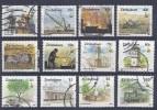 150024375  ZIMBAWE  YVERT   Nº  316/27 + Nº 352  (EXCEPT  Nº 317) - Zimbabwe (1980-...)