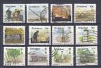 150024376  ZIMBAWE  YVERT   Nº  316/27 + Nº 352   (EXCEPT  Nº 317) - Zimbabwe (1980-...)