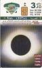 JORDAN - Solar Eclipse 1999, tirage 50000, 08/99, used