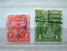 Australia 1897 - 1924 - arms king (#23 = 2.25 $)