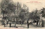 81 Alban - Place Des Tilleuls - Attelage - Cheval - Animée - N° 119 - Alban
