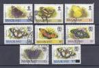 150024411  SWAZILAND  YVERT   Nº  607/608/610+515/516/517/+521+574 - Swaziland (1968-...)