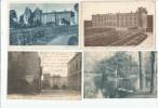 LOT DE 8 CARTES POSTALES DE GIRONDE , 33 , Petit Modéle , 3 Scans ,  Frais Fr : 1.90€ - Postcards