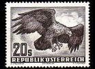 ÖSTERREICH AUSTRIA [1952] MiNr 0968 Y ( **/mnh ) Tiere - 1945-.... 2nd Republic