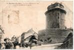 35. Montfort Sur Meu. La Tour Construite En 1389 Et Servant Actuellement De Prison - Autres Communes