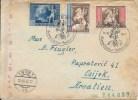 Letter FI000016 - Austria To Croatia (NDH) 1942 - Austria