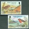 Man 1980 Birds, Christmas MNH** - Lot. 4029 - Sparrows