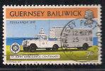 Guernsey 1977 Nursing Of St. John, Ambulance, Car Mi 154 Used - Guernesey