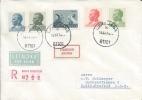 Letter FI000025 - Yugoslavia Slovenia To Germany 1974 - Non Classificati