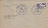 Letter FI000039 - Denmark To Yugoslavia Croatia 1951 - Denmark